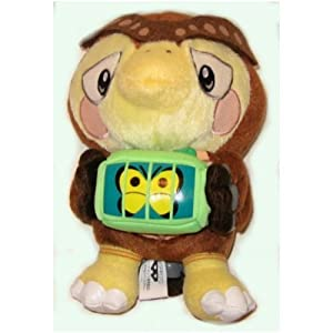 """Official Nintendo Animal Crossing Plush Toy UFO Prize - 6"""" Blathers / Owl (Japanese Import)"""