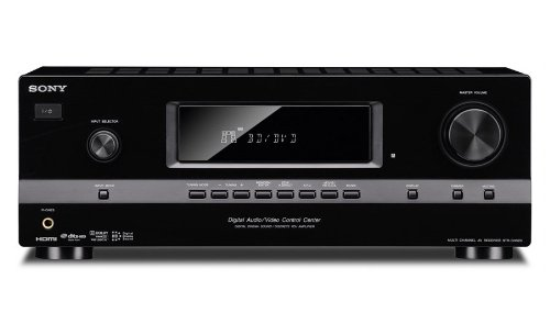 Sony STRDH520 AV Receiver - Black