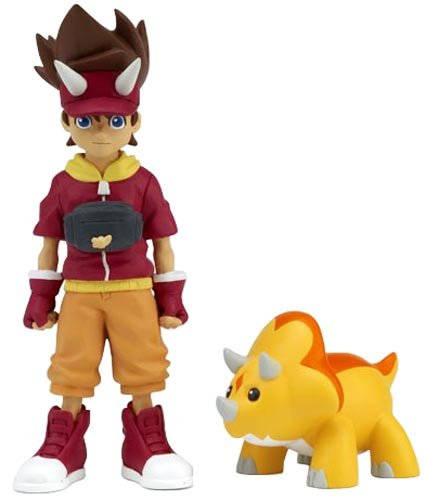 Dinosaur King Toys : Dinosaur king deluxe quot figure max with baby chomp at shop