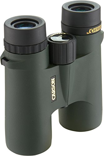 Carson® Jk Series(Tm) 10X42Mm Close-Focus, Waterproof Binoculars (Jk-042)