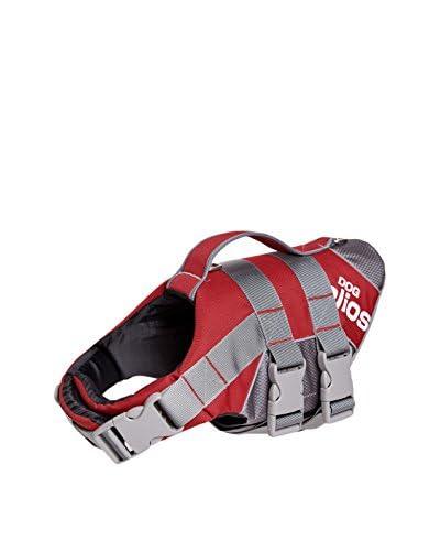 Helios Splash-Explore Outer Performance 3M Reflective Adjustable Dog Harness & Life Jacket