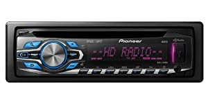 Buy Pioneer CD Players & Recorders - Pioneer DEH-4400HD CD Player W/ HD Radio