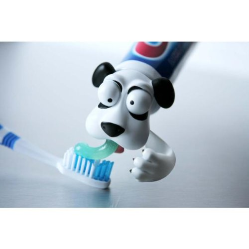 Spread Heads Toothpaste Caps - Toothpaste Pete Dog Cap (Toothpaste Tube Cap compare prices)