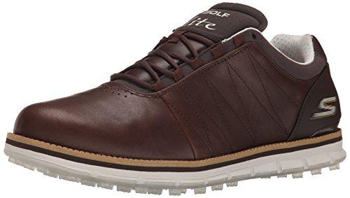 skechers-mens-go-golf-tour-elite-golf-shoes-mens-brown-7-regular-fit-mens-brown-7-regular-fit
