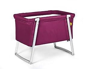 Baby Home Dream Portable Baby Crib - Purple