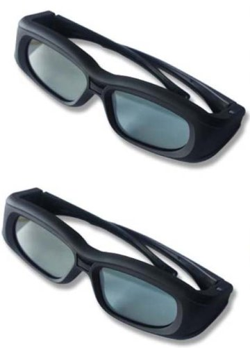 Panasonic TC-P50GT25 Compatible 3D Glasses Kit