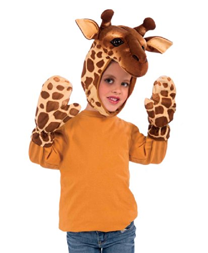 Forum Kids Giraffe Animal Plush Halloween Costume Kit