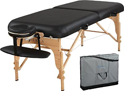 SierraComfort Luxe Portable Massage Table