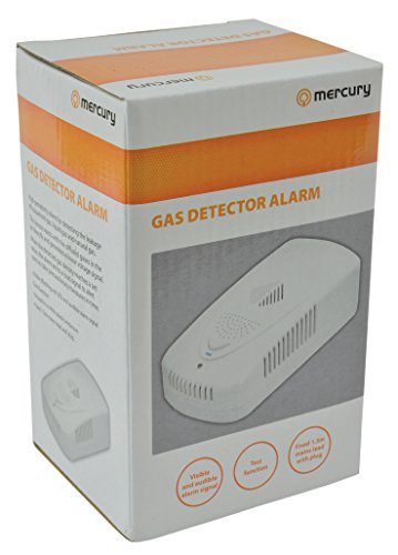 mains-powered-household-gas-detector