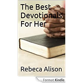 The Best Devotionals For Her (English Edition)