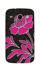Upper case Fashion Mobile Skin Sticker for Samsung Galaxy core