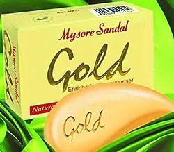 Mysore Sandal Gold Soap 125 G