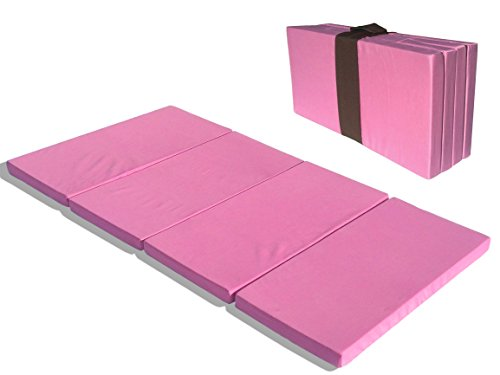 MamaDoo Kids Big Kid Sleep Mat - Pink