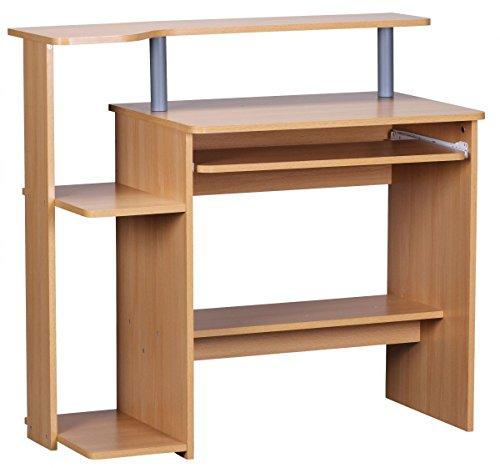 Schreibtisch mit aufsatz buche com forafrica for Schreibtisch mit aufsatz holz
