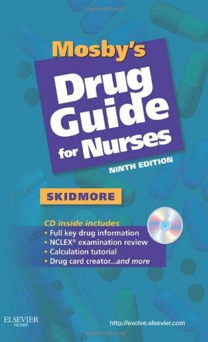 Mosby'S Drug Guide For Nurses, 9E