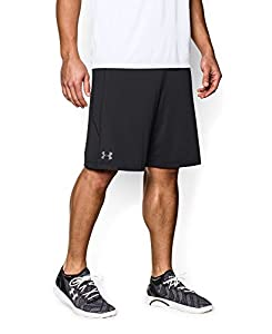Under Armour Men's Raid Shorts, Black (001), Large