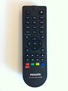Philips bdp29remote