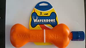 Waterbone: First Water Sprinkler for Dogs!