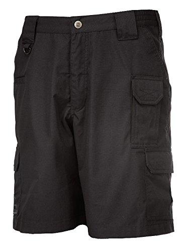 5.11 Tactical #73287 Men's TacLite Shorts (Black, 38)
