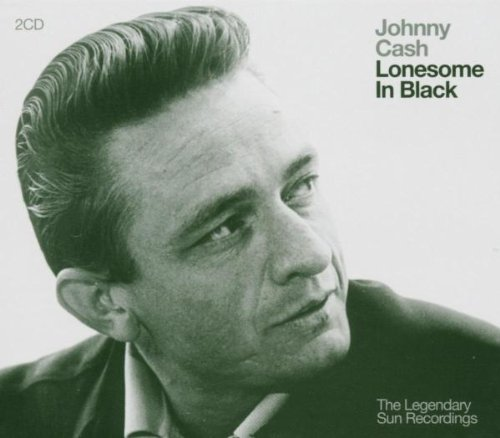 Johnny Cash - Lonesome In Black - Zortam Music
