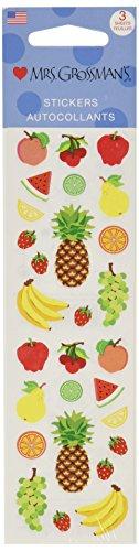 Mrs. Grossman's Stickers-Fruit