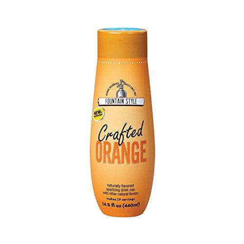 SodaStream Orange Syrup, 14.8 Fluid Ounce (Soda Stream Flavors Orange compare prices)