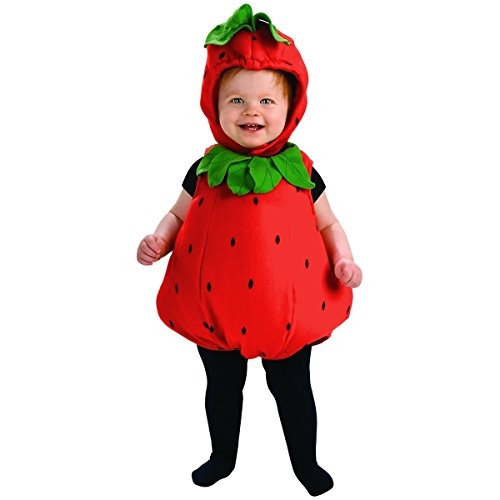 Wmu - Berry Cute Toddler Costume- Size 12-24 Months