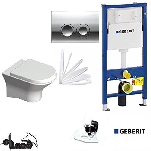 geberit-duofix-pretesto-element-roca-nexo-da-parete-bagno-completo-coperchio-con-chiusura-automatica