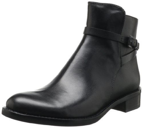 ECCO Shoes Womens Ecco Hobart 25 MM Ankle Boot Boots 31051301001 Black 6.5 UK, 40 EU