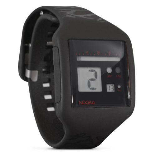 Nooka - Edwin Delarosa Zub Zoo Watch in Black