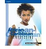 img - for [(African-Caribbean Hairdressing )] [Author: Sandra Gittens] [Jul-2002] book / textbook / text book