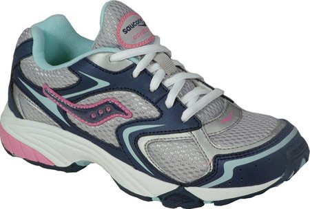 Girls' Saucony Cohesion Lace - Buy Girls' Saucony Cohesion Lace - Purchase Girls' Saucony Cohesion Lace (Saucony, Apparel, Departments, Shoes, Children's Shoes, Girls, Athletic & Outdoor, Running)