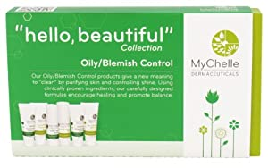 MyChelle Dermaceuticals - Hello Beautiful Trial Set Collection Oily/Blemish Control by MyChelle Dermaceuticals