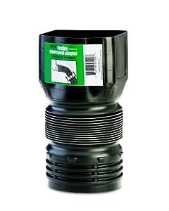 Amazon Com Flex Drain Adp53102 Downspout Adaptor