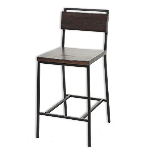 Fashion Bed Group C1x120 Olympia Metal Bar Stool With