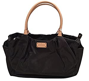 Kate Spade Stevie Baby Kennedy Park Diaper Bag Black by Kate Spade by Kate Spade