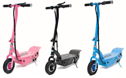 Rocket Electric Escooter Scooter E20 24v - 3 Colours (Pink)