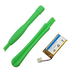 GTMax iPod Nano 6 Standard Battery with tools for Apple iPod Nano 6G 6th Generation 8GB 16GB