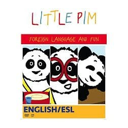Little Pim: Volume One (Eating and Drinking / Playtime / Wake Up Smiling) English/ESL