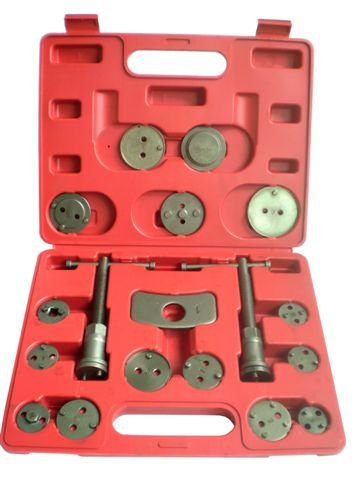 18 Pc Brake Caliper Wind Back Tool Kit
