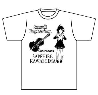 ユーフォニアム オリジナルTシャツ『川島 緑輝』 (L)