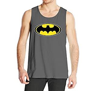 Men's Batman Bat Signal Tank Top