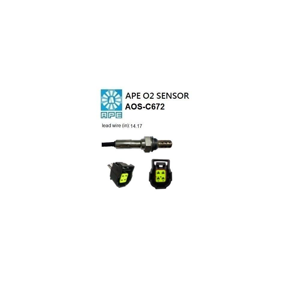 APE AOS C672 OXYGEN SENSOR FOR CHRYSLER, DODGE, JEEP Automotive