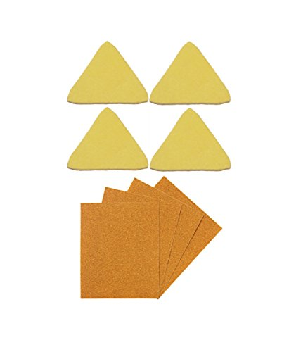 Red Devil 2920 Sandfast Detail Sander Multi-Pack Sandpaper (Triangular Detail Sander compare prices)