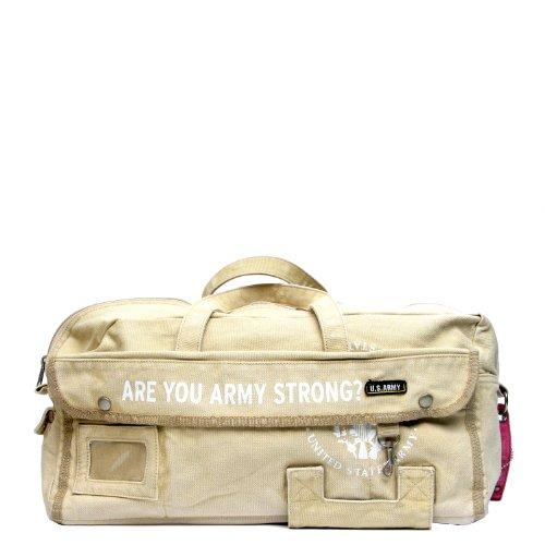 Us Army Drum Duffle Bag - Sand