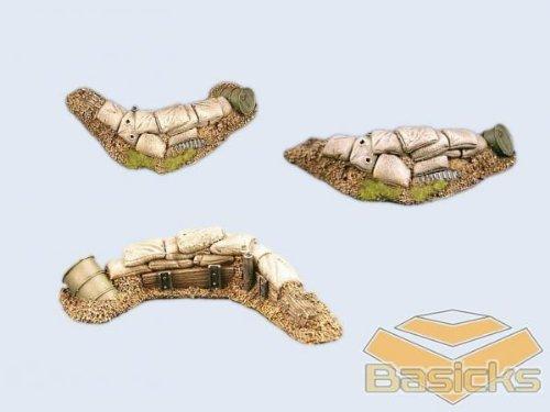 Basicks Terrain - Infantry: Trench B (1)