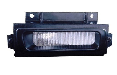 Ford Thunderbird Replacement Side Marker Light (In Bumper With Bezel) - Driver Side