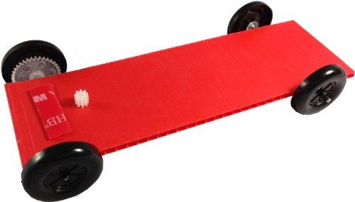 Science Wiz - Car Body with Gears