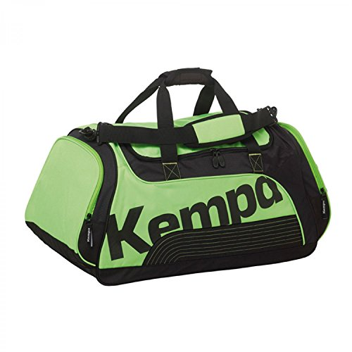 Kempa, Borsa sportiva Sportline, Verde (Grün), 54 x 20 x 32 cm
