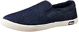 AJ Hobbs Men's Canvas Sneakers